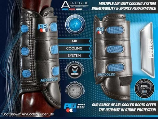 Air cool boots