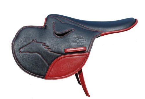 handmade racing saddle