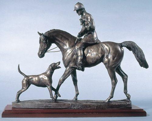 hunting bronze
